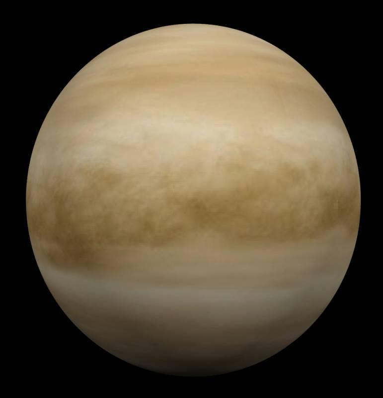 Ru космос венера планета венера